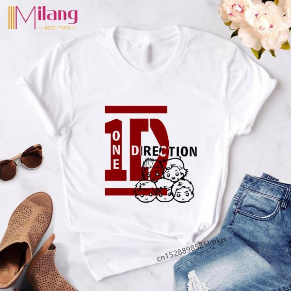 Harry Styles Merch Printed T-shirt For Women