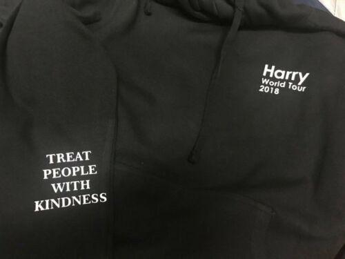 New Winter Streetwear Harry Styles Tour Hoodie For Men