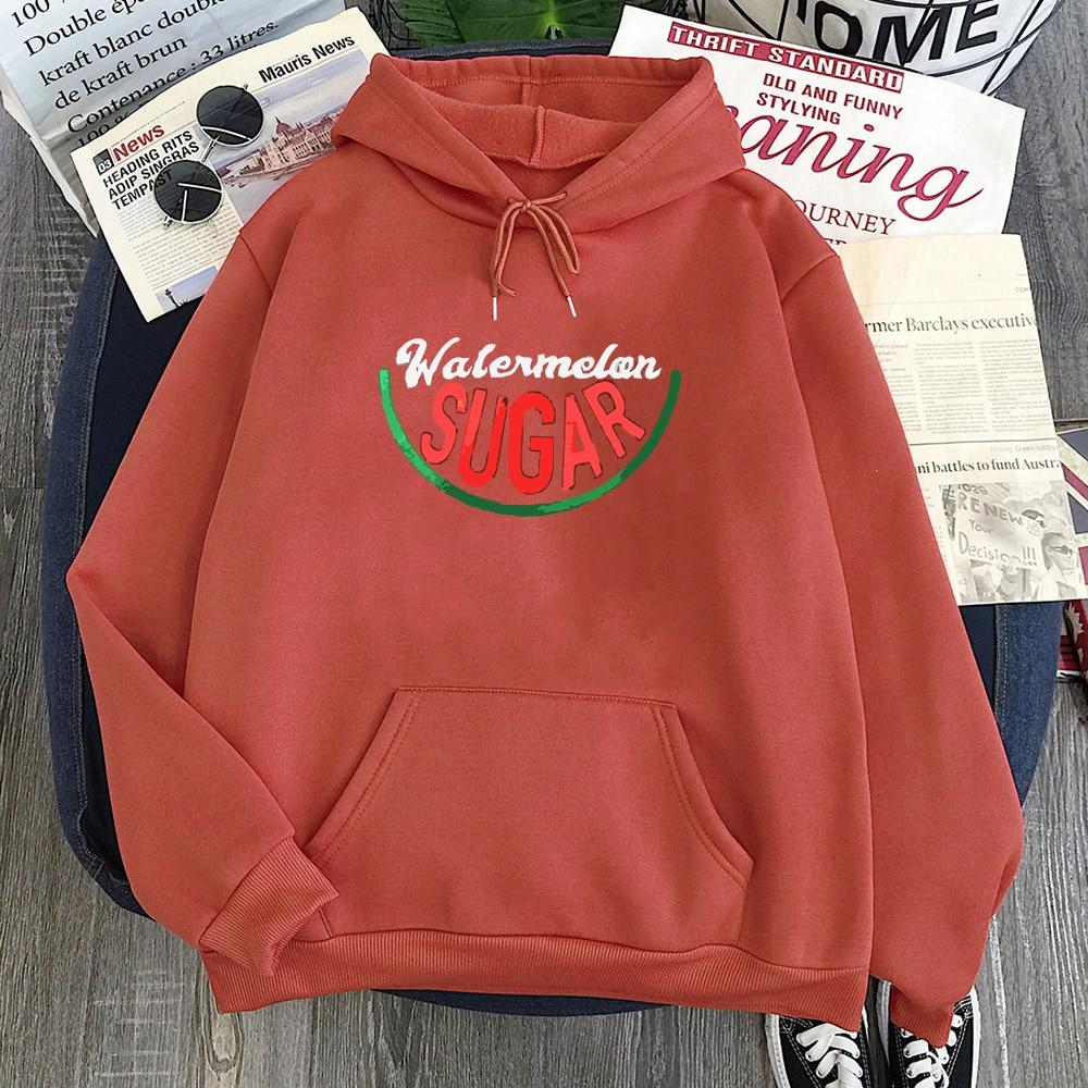 Harry Styles Sweatshirts Watermelon Sugar Hoodies For Men Women
