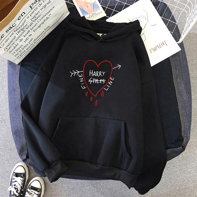 Harry Styles Sweatshirt Oversized Clothes Streetwear Aesthetic Friends Hoodies For Men/Women