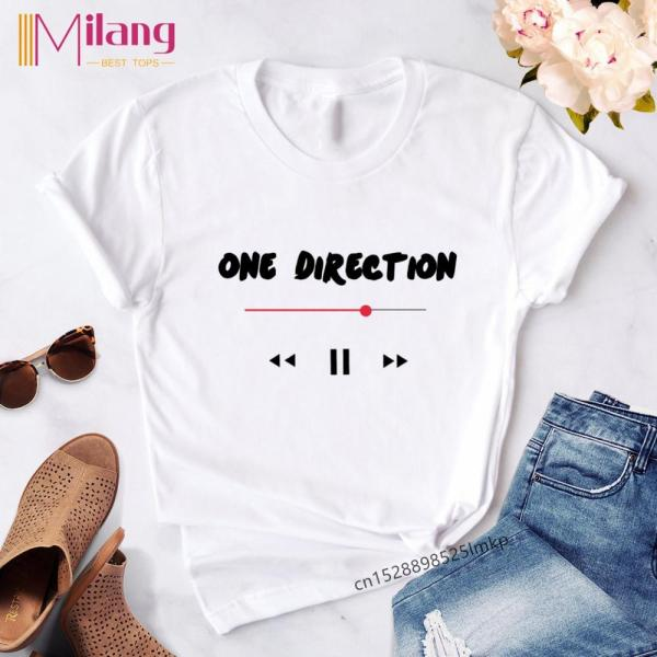 Harry Styles One Direction Streetwear T-shirt
