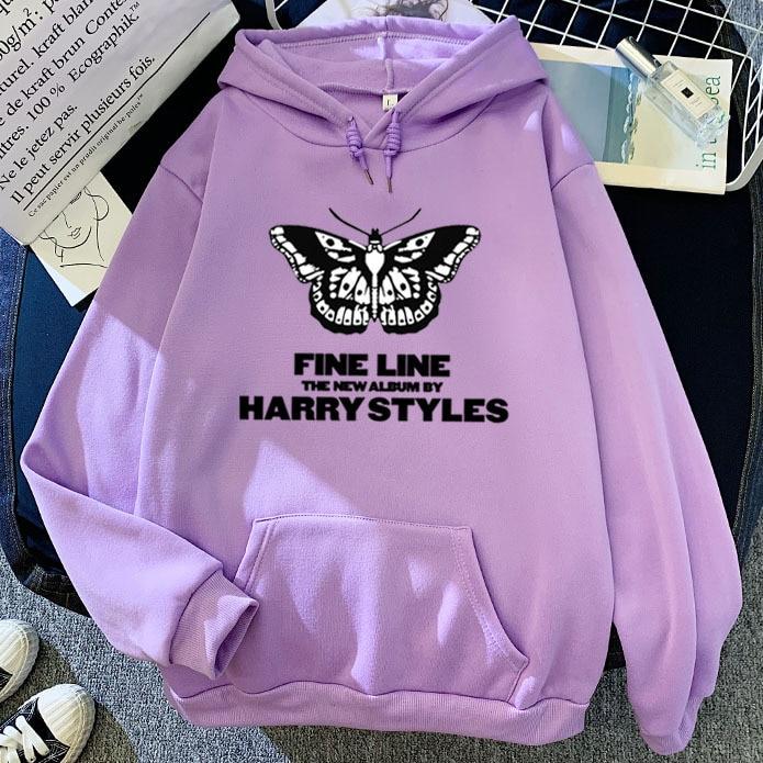 Harry Styles Fine Line Butterfly Sweatshirt Hoodie