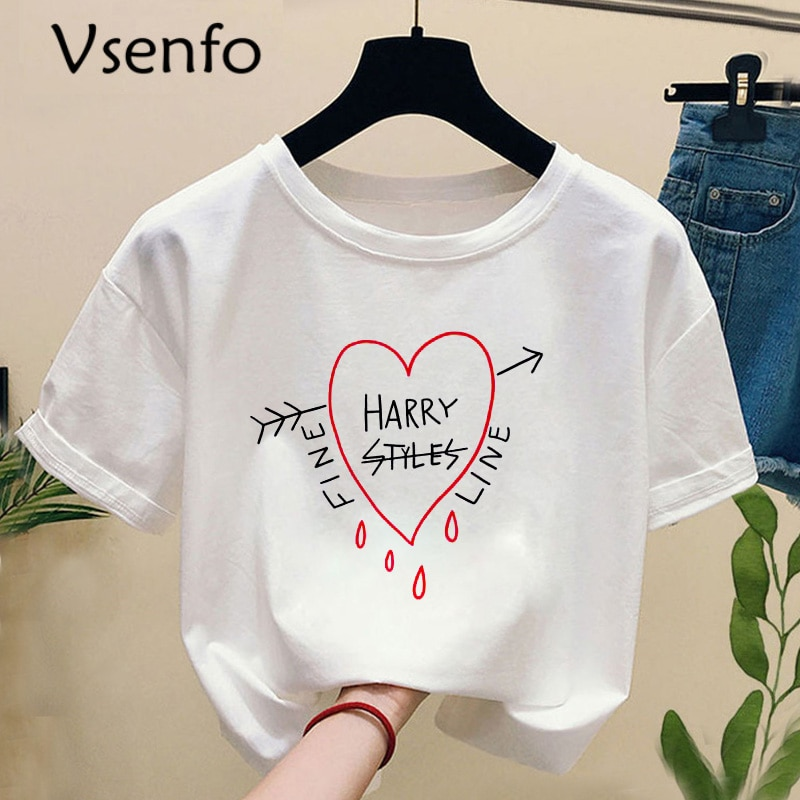 Harry Style Fine Line Tshirt