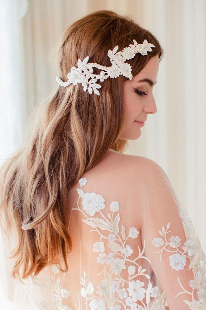 Harsanik 10 Bridal Headpiece Styles