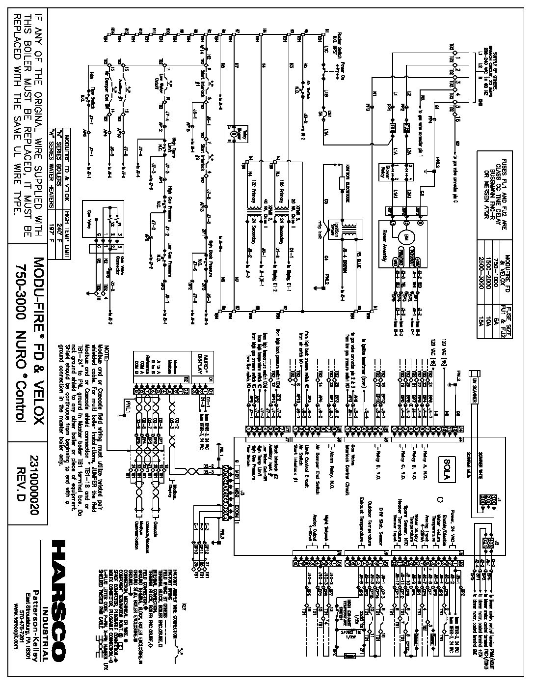 Wiring Diagram For Clepco Intelligent Heater Controls