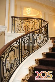 Stair Case Wrought Iron (14)