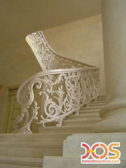 Stair Case Wrought Iron (17)