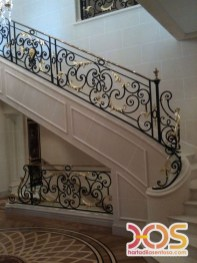 Stair Case Wrought Iron (22)