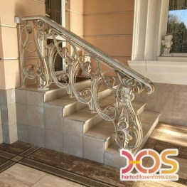 Stair Case Wrought Iron (23)
