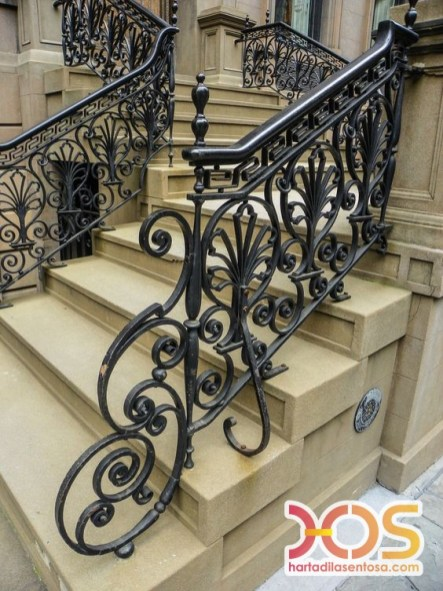 Stair Case Wrought Iron (29)