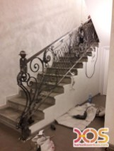 Stair Case Wrought Iron (5)