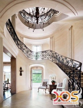 Stair Case Wrought Iron (6)
