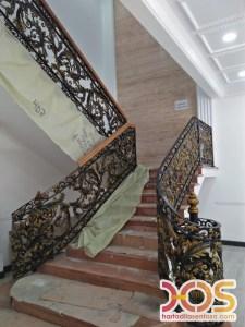 Railing tangga Mewah