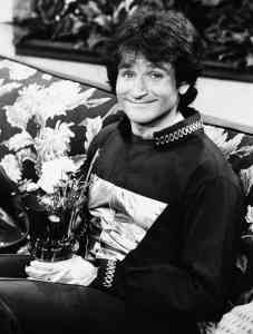 Robin Williams Tânăr