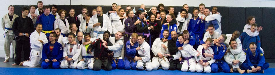 Conshohocken BJJ Promotions at Hart Jiu Jitsu