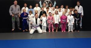 Kids Jiu Jitsu in Conshohocken – Munchkin Mat Take Over! :)