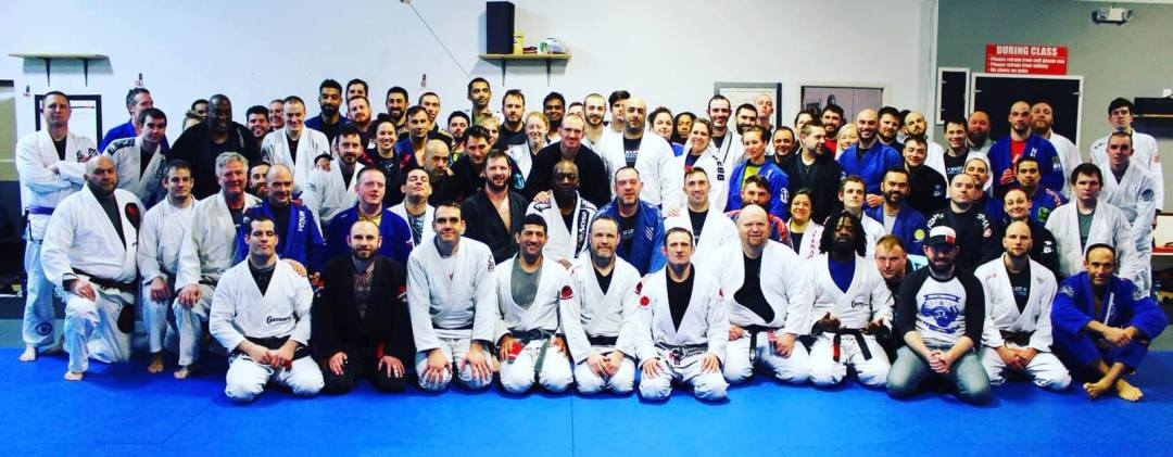 Adult BJJ Belt Promotions Nov 23, 2019!