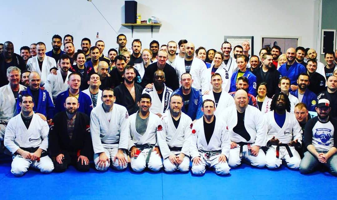 Reopening Hart BJJ, Kickboxing and MMA