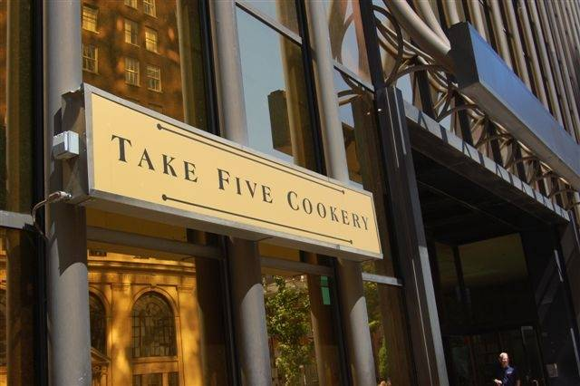 Take Five Cookery_hartford_Ct