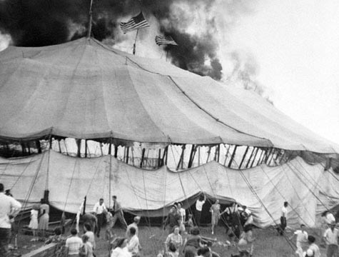 Exhumation planned for two Circus Fire victims