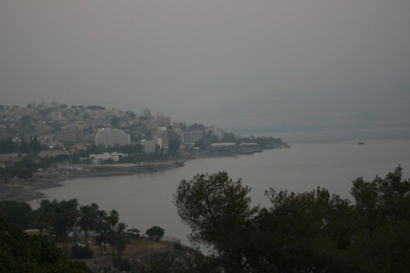 Tiberias Sunrise