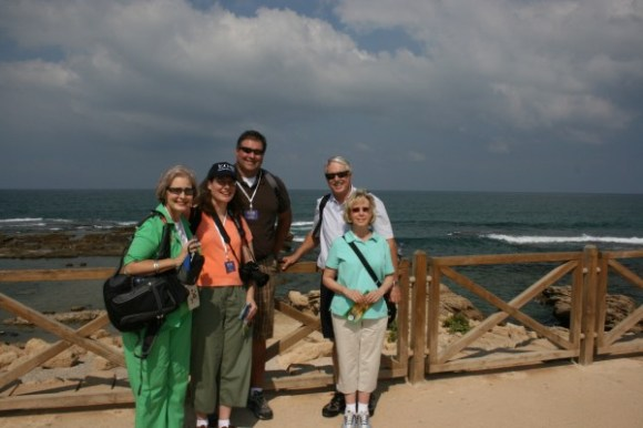 Our group at Cesaria