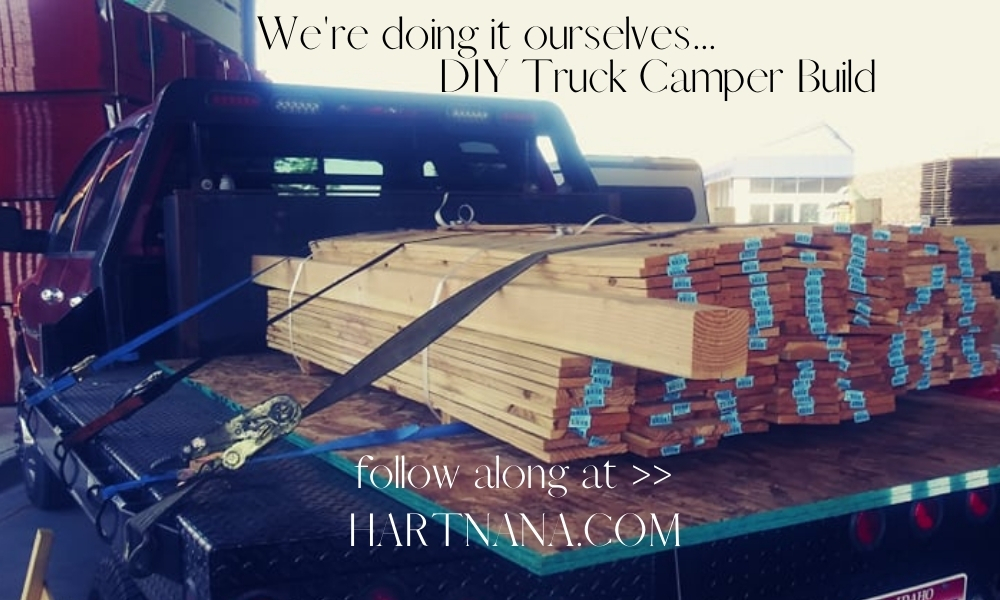 Simple Yet Epic Formula for a DIY Truck Camper Build Bringing Clarity to Old People