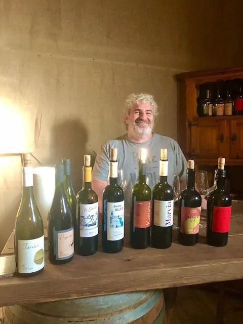 toscaanse wijnen podere panta rei