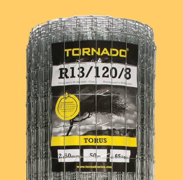 R13-120-8-Label Torus Horse Fence