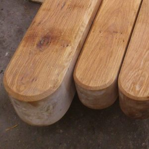 Wooden Gate Posts