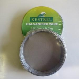 0.5g Galvanise wire