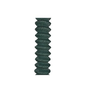 Chainlink Green Plastic Coated