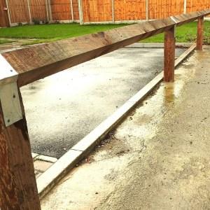 Trip Rail Fencing