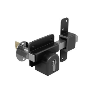 Euro Profile Long Throw Lock, Double Locking