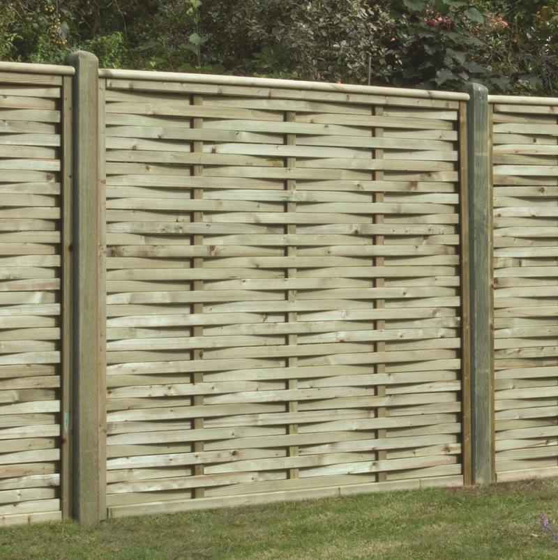 Premium Woven Panel Hartwells Fencing