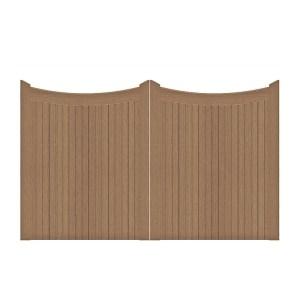 Lincoln gates