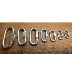 Repair Links Sizes from 12mm to 3.5mm