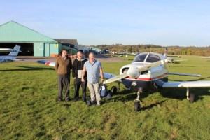 trial lesson air experience