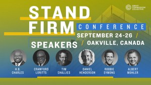 Stand Firm Conference