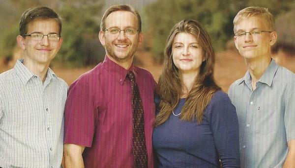 Zambia- The Dobbins Family