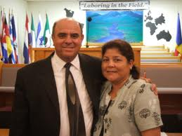 Reina-Valera Translation of the Bible- The Gomez's