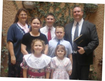 The Eastep Family- Missionaries to Mexico