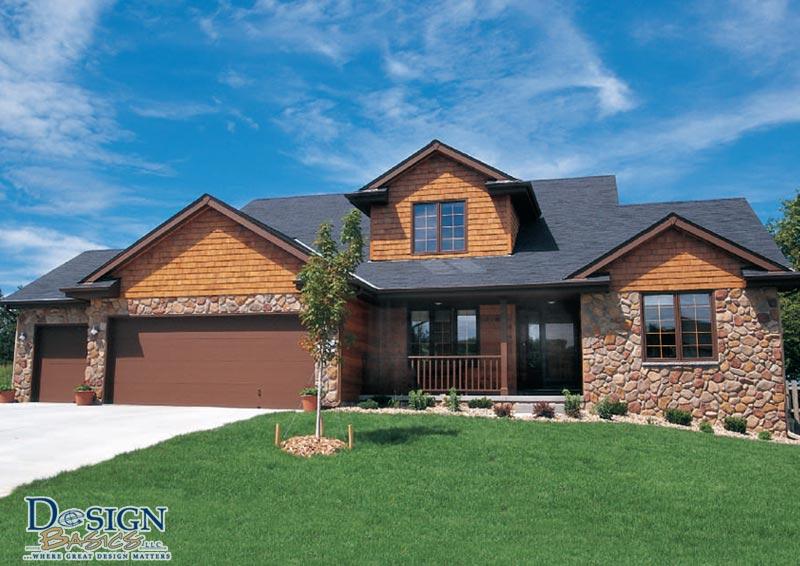 Adirondack Model Home