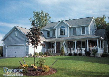 Asheville Model Home