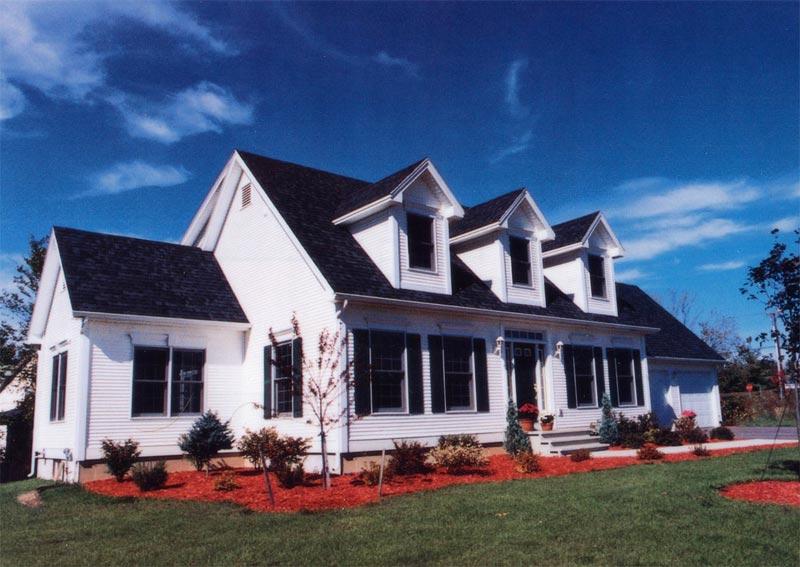 Bedford Model Home