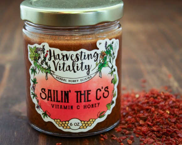 Sailin the C's Honey by Harvesting Vitality