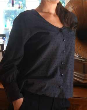 cotton blouse nearly black3