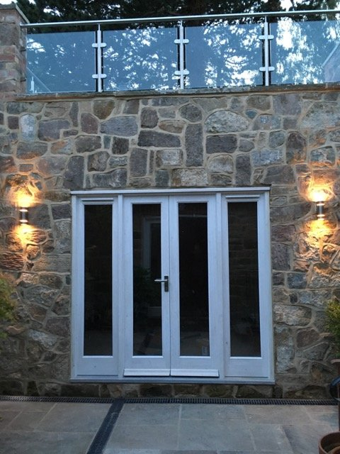 new patio doors in UPVC in Melbourne, Derbyshire
