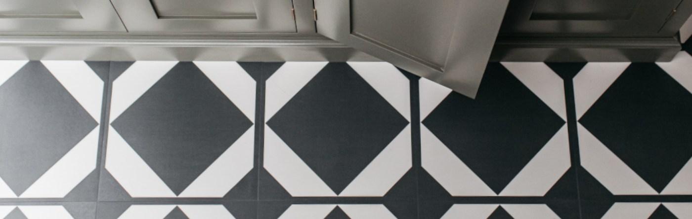 decorative luxury vinyl tile flooring