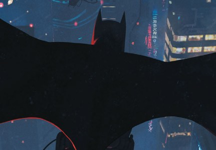 Future State: The Next Batman #1 – Review